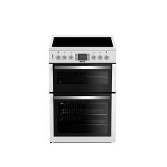 Blomberg HKN64W 60cm Double Oven Electric Cooker - White