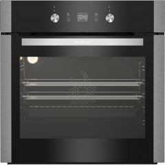 Blomberg OEN9331XP Built In Electric Single Oven - Stainless Steel - A Energy Rated