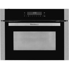 Blomberg OKW9440X Built In Electric Combi Microwave Oven - Stainless Steel