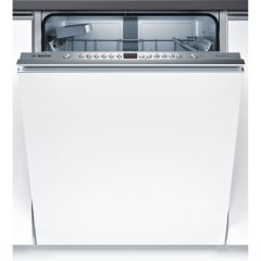 Bosch SMV46JX00G Fully Integrated Dishwasher With S/Steel Base