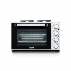 Haden 198204 Mini Oven With 2 Hotplates