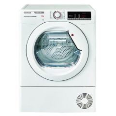 Hoover HLXC9TE 9kg Condenser Tumble Dryer - White - B Energy Rated