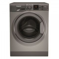 Hotpoint NSWF742UGG Washing Machine 7Kg 1400 Spin Washer
