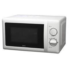 Igenix IG2083 Compact Microwave With Stainless Steel Cavity