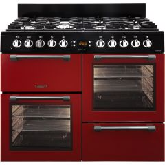 Leisure CK100F232R Dual Fuel Range Cooker