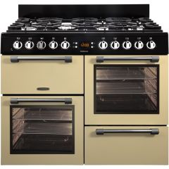 Leisure CK100G232C Cookmaster All Gas Range Cooker 100Cm In Cream