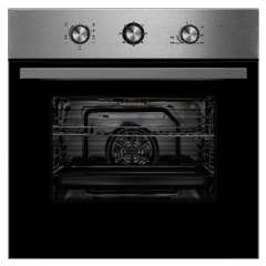 Montpellier SBF065X Single Oven Fan Assisted