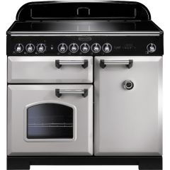 Rangemaster CDL100EIRP/C 100640 CLASSIC DL 100 IND. ROYAL PEARL CHROME