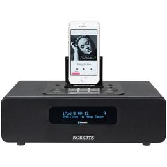 BLUTUNE65 DAB Radio With Ipod Rocket Dock