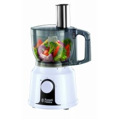Russell Hobbs 19001 Food Processor White 1.5L 2 Speed