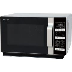 Sharp R860SLM Microwave Oven Flat Bed