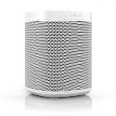 Sonos ONE WHITE Smart Home Speaker With Alexa In White