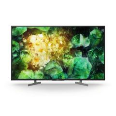 Sony KD43XH8196BU 43` 4K UHD Smart TV - A Energy Rated