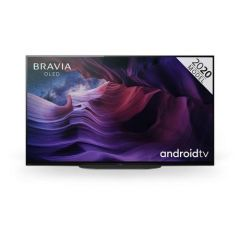 Sony KD48A9BU BRAVIA® 48` OLED 4K Ultra HD HDR Smart Android TV – Black