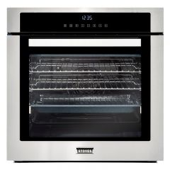 Stoves SEB602TCCSTA Single Oven Multifunction