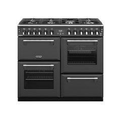 Stoves ST RICH DX S1000DF CB Ag Colour Boutique Richmond Range Cooker