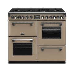 Stoves ST RICH DX S1000DF CB Bgr Colour Boutique Range Cooker