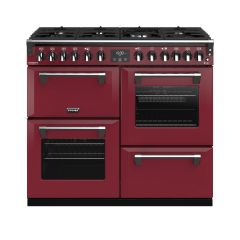 Stoves ST RICH DX S1000DF CB Cre Colour Boutique Richmond Range Cooker