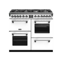 Stoves ST RICH DX S1000DF CB Iw Colour Boutique Richmond Range Cooker