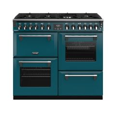 Stoves ST RICH DX S1000DF CB Kte Colour Boutique Richmond Range Cooker