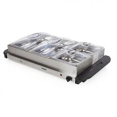 Tower T16016 Buffet Server 4 Tray