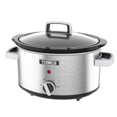 Tower T16018 3.5 Litre Slow Cooker