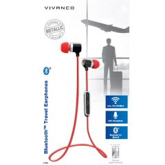 Vivanco 37585 Bluetooth In Ear Headphones