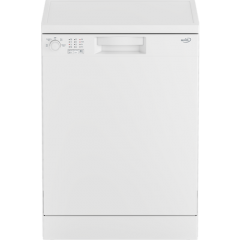 Zenith ZDW600W Full Size Dishwasher - White - A+ Energy Rated