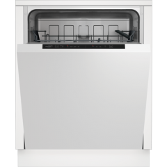 Zenith ZDWI600 Integrated Dishwasher - A+ Energy Rated